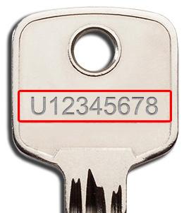 genuine ultion keys
